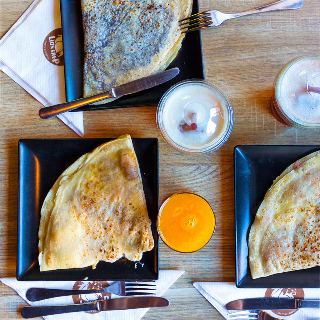 desayuno lioncrep